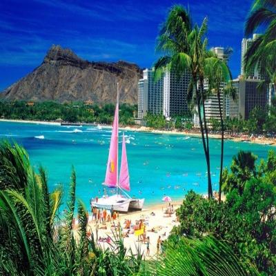 10 Hari West Coast High Light + Honolulu