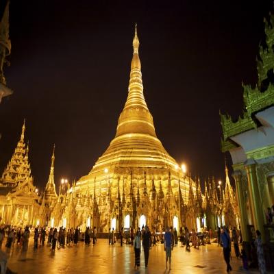 7 Hari Explore Myanmar