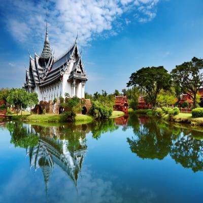 4 Hari Bangkok Pattaya + Teddy Bear Museum