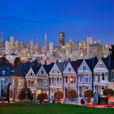 10 Hari + Super Sale West Coast + San Francisco Premium Outlet